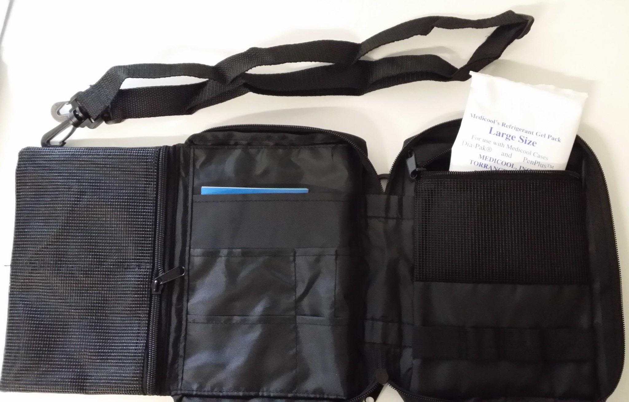 Medicool Diabetes Insulin Cool Bags Insulin Pen Case